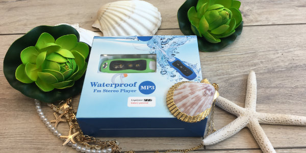 Wasserfeste MP3 Player