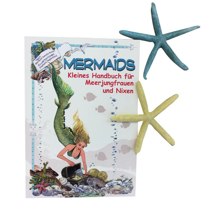 The little manual for mermaids