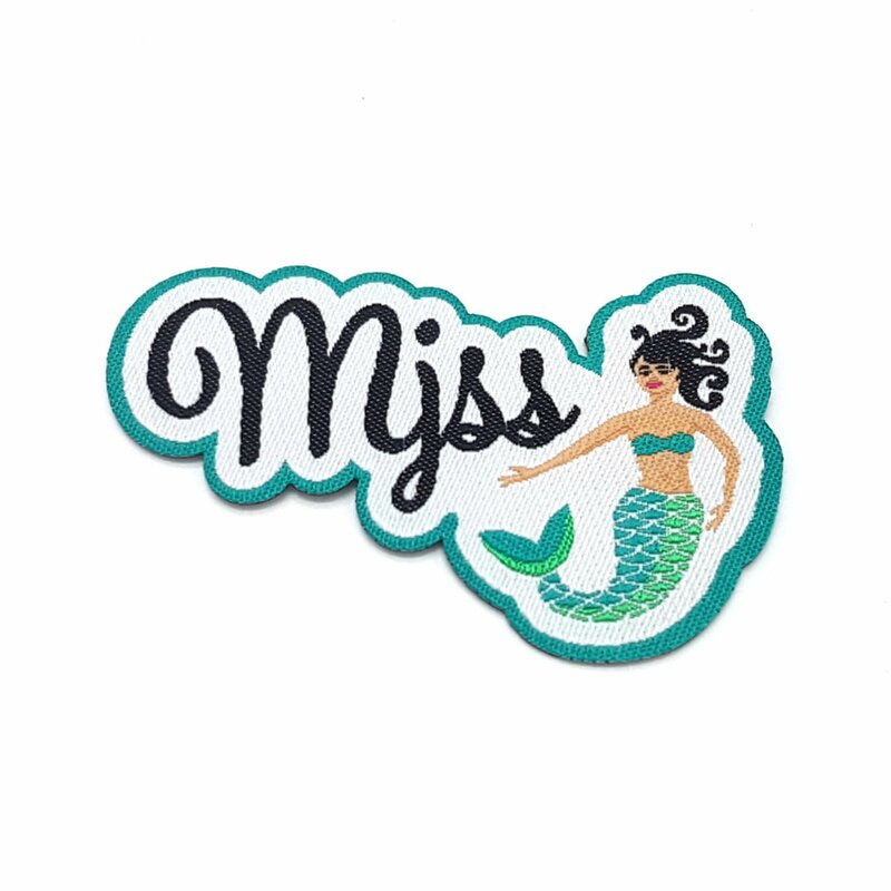 MJSS Logo Patch