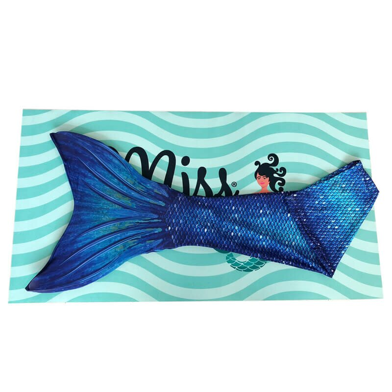 Mermaid protection mat turquoise